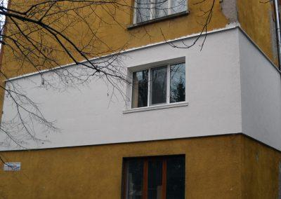Жилищна сграда - изолация
