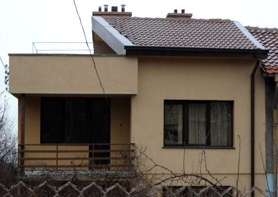 Частен дом - изолация